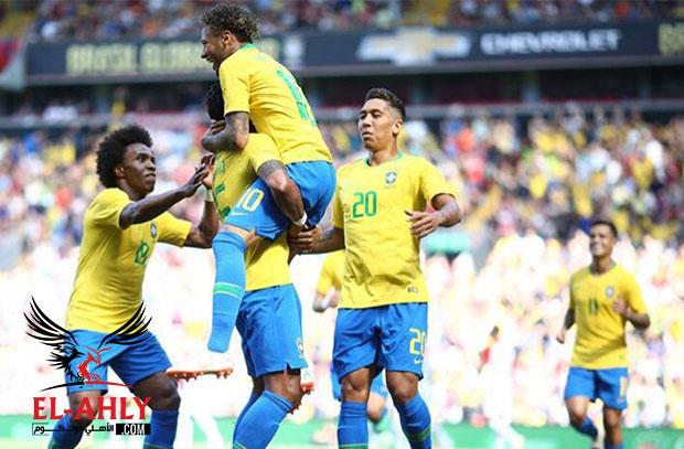 أبرز مباريات اليوم: البرازيل تختتم الاستعدادات للمونديال بمواجهة النمسا