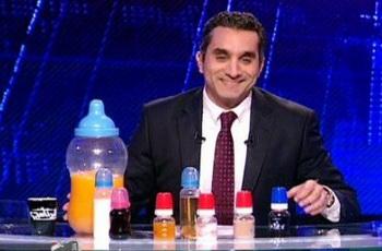 """جمهور الزمالك يسب باسم يوسف رداً على """"البزازة"""" وزمالك الجمهورية الثانية"""