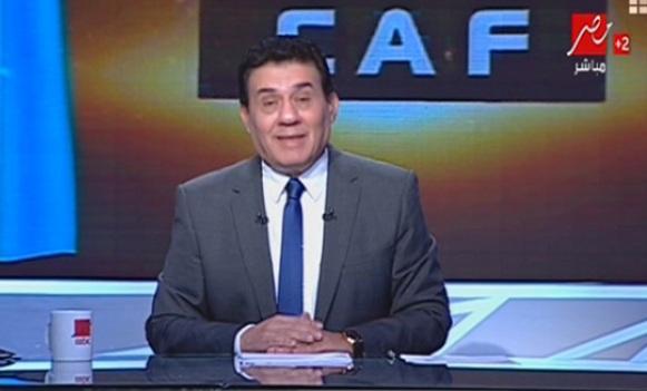 نتيجة بحث الصور عن مدحت شلبي في ام بي سي